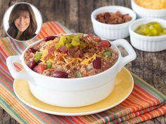 Hungry Girl: Dads Will Love My Bacon Cheeseburger Chili for Father's Day http://greatideas.people.com/2016/06/06/hungry-girl-fathers-day-recipe-bacon-cheeseburger-chili/