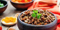 Κάποιοι τις μισούν. Μάλλον άδικα, απλά δεν έχουν βρει την κατάλληλη συνταγή. Οπως η παρακάτω συνταγή από το Μαρόκο. Μαροκινές φακές λοιπόν.   | GASTRONOMIE | iefimerida.gr | φακές, συνταγή, Μαρόκο Greek Recipes, Beans, Vegetables, Cooking, Food, Kitchen, Essen, Greek Food Recipes, Vegetable Recipes