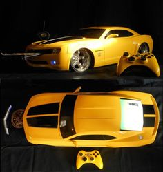 Theres more than meets the eye to this Transformer - Xbox. Gamer Humor, Gaming Memes, Xbox 360, Xbox Accessories, Custom Consoles, Xbox One Console, Getting Played, Video Game Console, Transformers