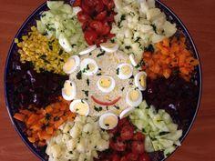 Comida Armenia, Sandwiches, Cobb Salad, The Creator, Hot, Youtube, Vegetarian, The World, Moroccan Recipes