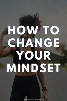 If you know how to change your mindset and practice it a little each day, you can truly accomplish anything! Click to read how. Coping Skills, Life Skills, Life Lessons, Skinny Motivation, Need Motivation, Change Is Good, Change My Life, All About Vision, Counseling Techniques