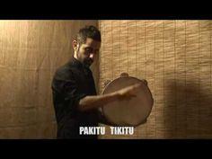 TAMBURELLO SALENTINO - PIZZICA - Domenico Candellori - YouTube