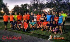Junto a #CalorubChile comenzamos con los grupos #LuMi y #Latam una  nueva semana de entrenamientos en pista