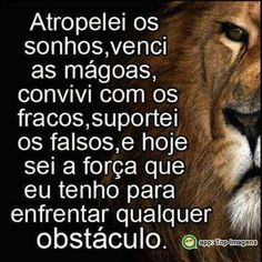 Sei a força que tenho Minions, Love Post, Instagram Blog, Giza, Beauty Quotes, Powerful Words, Texts, Positivity, Messages
