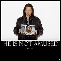too funny made by ladee leverage. Geek Baby, Ill Miss You, Christian Kane, Dad Jokes, Executive Producer, Photomontage, To My Future Husband, A Good Man, Tv Shows