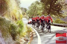 Team LOTTO SOUDAL║PRO CYCLING Pro Cycling, Dolores Park, Street View, Travel, Viajes, Destinations, Traveling, Trips