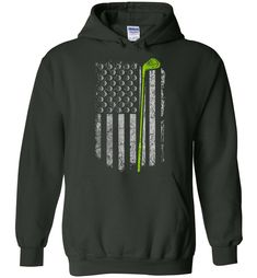 09aa545e American Flag Golf Shirt American Flag Golf Apparel Funny Golf Shirts For  Men - Hoodie