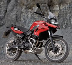 2013 BMW F 700 GS - Adventures here I come!