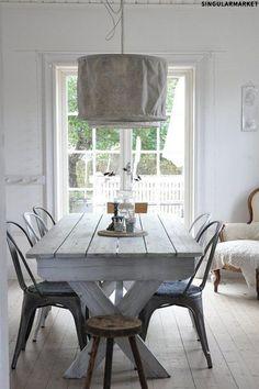 Tolix Chair Interior Inspiration