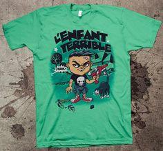 illustrated cartoon t-shirts designed  #fancy #tshirt #design