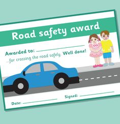 Traffic awareness essay
