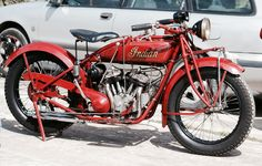 Classic street hunting - Indian