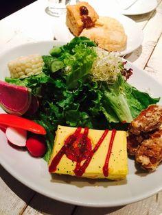 新宿でランチはおすすめのオーガニックカフェで決まり!の画像