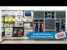 #toptenlist - Ten reasons to organize your garage this instant.