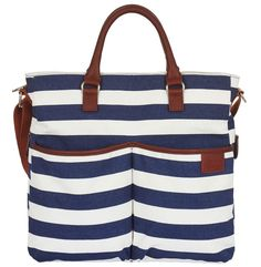 New Diaper Bag by Hip Cub - Plus Matching Baby Changing Pad LIGHTNING DEAL #HipCub