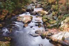 Enjoy the summer. Soon it will be fall.- 'Tallulah River' - http://fineartamerica.com/featured/tallulah-river-penny-lisowski.html via @fineartamerica