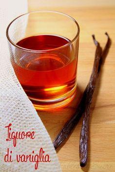 Liquore di vaniglia da baccelli vuoti