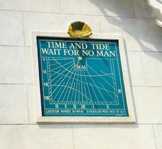 Time And Tide Sundial