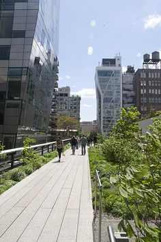 New York High Line - how did I not go here??
