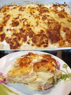 Oven Recipes, Cookbook Recipes, Brunch Recipes, Chicken Recipes, Cooking Recipes, Oven Dishes, Side Dishes, Fun Cooking, Greek Recipes