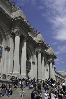 NYC. Metropolitan Museum of Art (The Met).