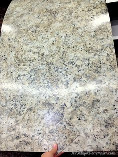 Wilsonart Typhoon Ice and in Quarry Finish with Aeon (4952k-52)-Kitchen countertops