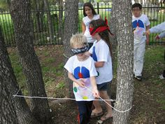Keitha's Chaos: Brain-Based Obstacle Course