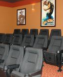 Residents love the private community movie theater!!