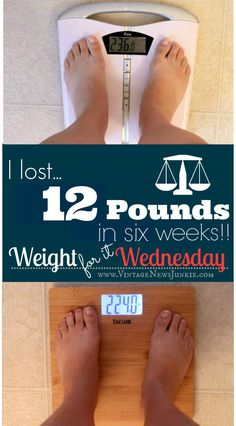 26-Week Weight Loss Series by Vintage News Junkie