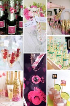 Bachelorette Drink Ideas, Bachelorette Party - Beaux & Belles: An Event Planning Blog