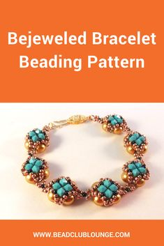 Right Angle Weave Bracelet Tutorial - Netting Stitch Bracelet Beading Pattern - Beading Tutorial - Beadweaving Tutorial - Bejeweled Bracelet Beaded Bracelet Patterns, Woven Bracelets, Jewelry Patterns, Fashion Bracelets, Beading Patterns, Beaded Jewelry, Jewelry Making Tutorials, Beading Tutorials, Right Angle Weave