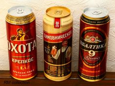 Russian strong beer