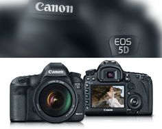 EOS 5 D Mark III incorporates a fast 8-channel data reading of 22.3 Megapixel CMOS sensor and DIGIC supercharged processing capabilities that 5 + image processor with shutter and mirror system more quickly to improve the performance bar for all digital cameras.