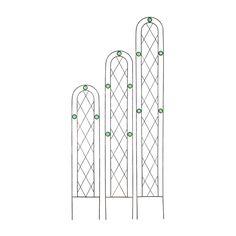 Arcadia Garden Products TR0 Emerald Series Lattice Trellis - Outdoor Living Showroom