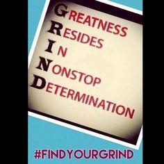 Whatever you are focused on- GRIND!  #public #thrive #model #fitness #motivation #motivational #quoteoftheday #forwardthinking #inspiration #aspiretoinspire #determination #drive #bosslady #likeaboss #goals #reachyourpotential #motivated #goaldigger #bossbabes #lawofattraction #slayallday #writethatdown #neversettle #riseandgrind #improving #mindset #itsnotoveruntiliwin #iam1stphorm #1stphorm #legionofboom