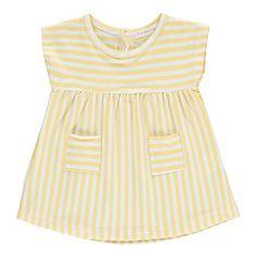 Carol Pocket Striped Dress-product