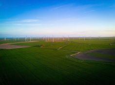 Green energy always sustainable lets harness the wind. #drone #drones #droneoftheday #aerial #aerialoftheday #aerialphotography #uav #suav #aerials #skypixel #dronegear #fromwhereidrone  #dronestagram #dronepics #droneshots #dji #djimavicpro #djimavic #mavicpro #photooftheday #photography #photo  #potd #windturbine #photographer #sustainability #sustainableenergy #windpower