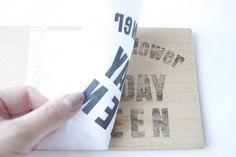木箱やボードにロゴを入れたい♡「アイロン転写」のやり方、詳しく教えます! - LOCARI(ロカリ)