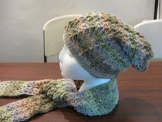 Starfish st Slouch Hat - Meladora's Creations Free Crochet Patterns & Tutorials