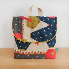 Mochilas para niños hechas a mano / Rucksack/Backpack for children handmade www.loribarcelona...