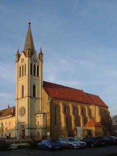KESZTHELY.Gótikus templom