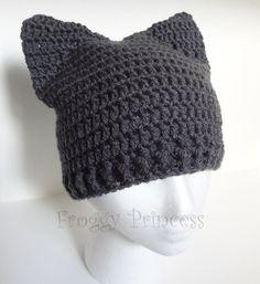 1aca1bb54a6 Amazon.fr   chat. Bonnet Enfant CrochetTricot ...