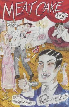 Meat Cake (1993 Fantagraphics) 8