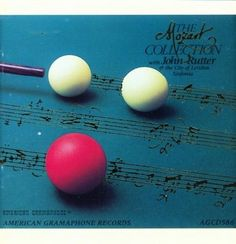 """FREE U.S. Shipping! CD From 1986! John Rutter """"The Mozart Collection"""""""