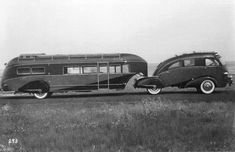 Zephyr Land Yacht, Brooks Stevens Design. I've been looking for pictures of this for years once I read about it.