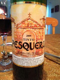 Spanish Wine! Yum