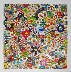 Flower by Takashi Murakami