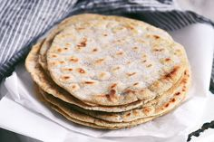 The easiest, most versatile, fool proof, and delicious paleo cassava flour tortillas! Mix it up and cook in 5 minutes! Make them thick, thin, crisp, soft!