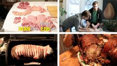 The TurBacon Epic: A Pig Stuffed with 7 Different Meats
