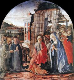 Francesco di Giorgio Martini (Italian painter, 1439–1502) Adoration